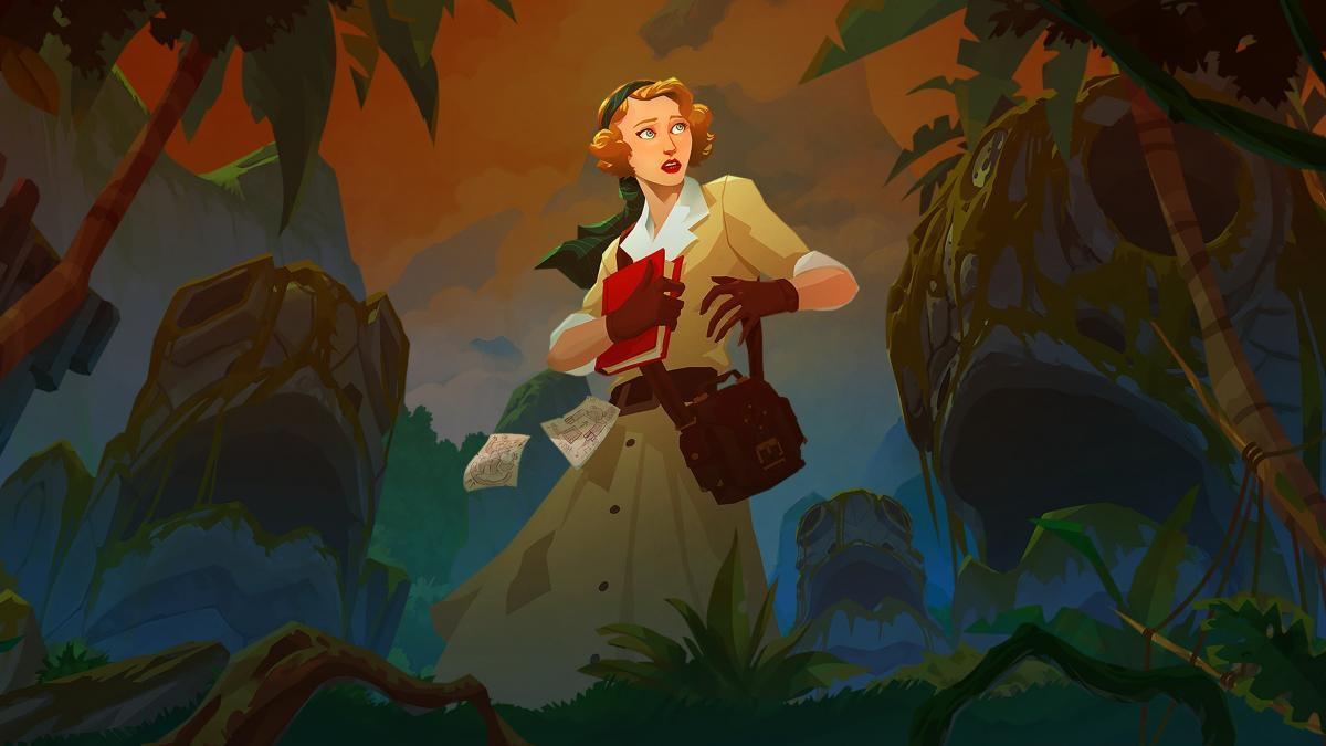 Call Of The Sea Una Aventura Gráfica Desarrollada Por Un Estudio Español Que Ya Está Triunfando En Xbox Y Pc