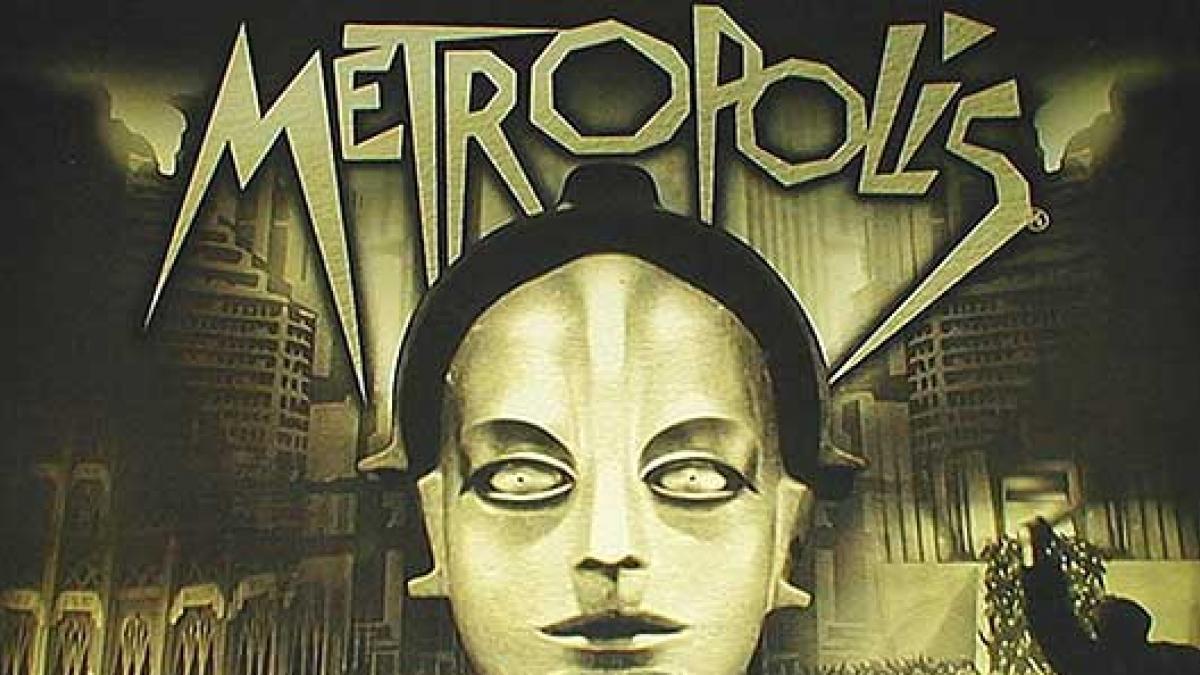 Metropolis' película