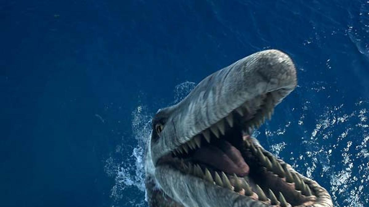 Los Dinosaurios Marinos Invadiran Nueva York A Partir Del 24 De Mayo Lo que guille nos cuenta: los dinosaurios marinos invadiran