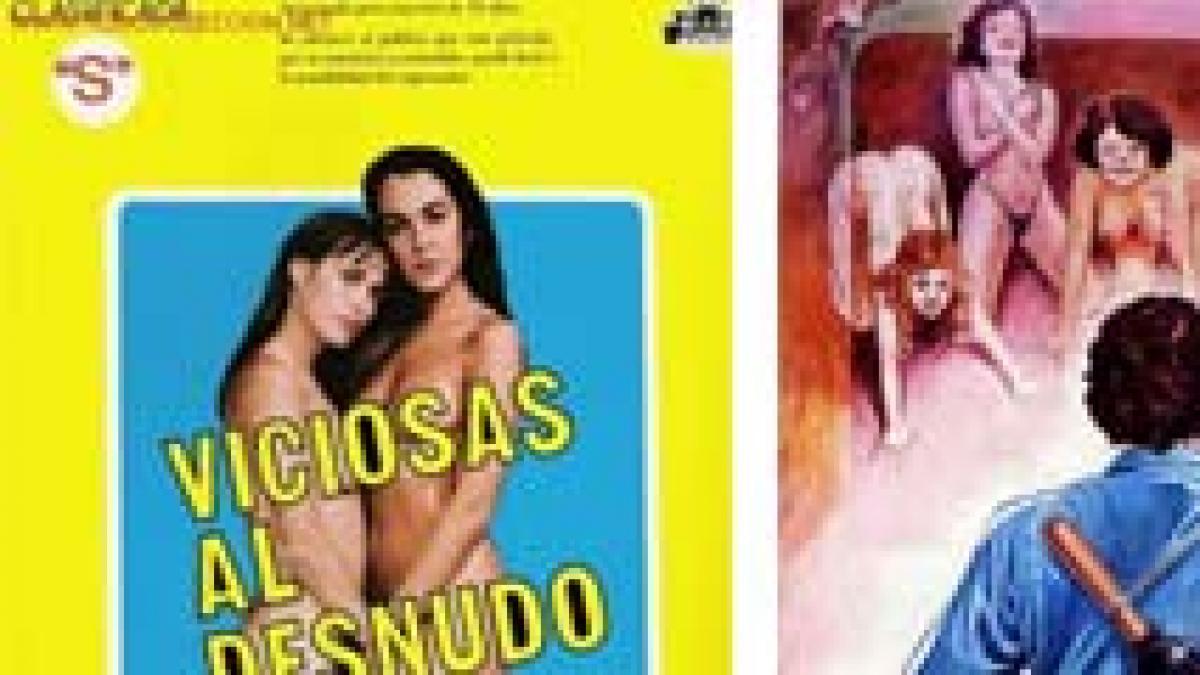 """Pelicula Porno La Española cuando el cine se escribía con """"s"""""""