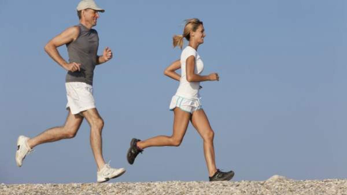 Adelgazar corriendo sin dieta forte