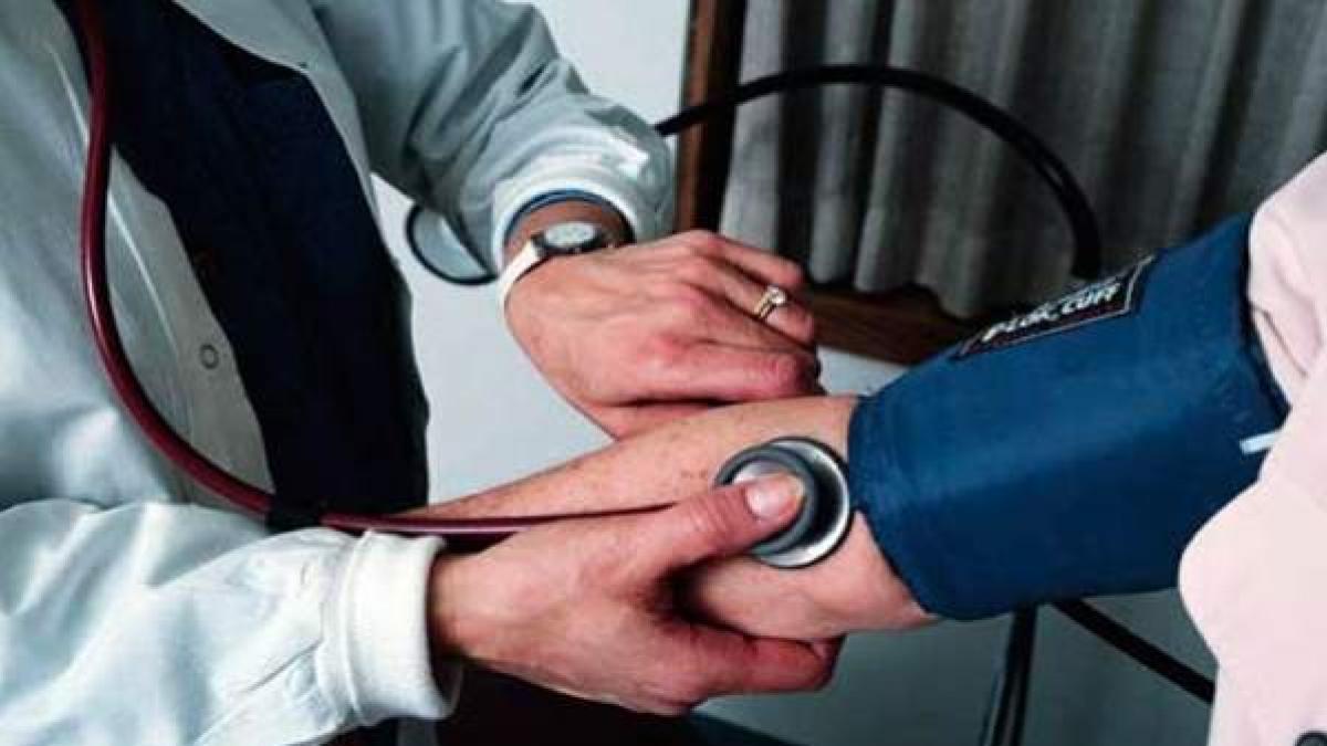 rango de presión arterial saludable edad