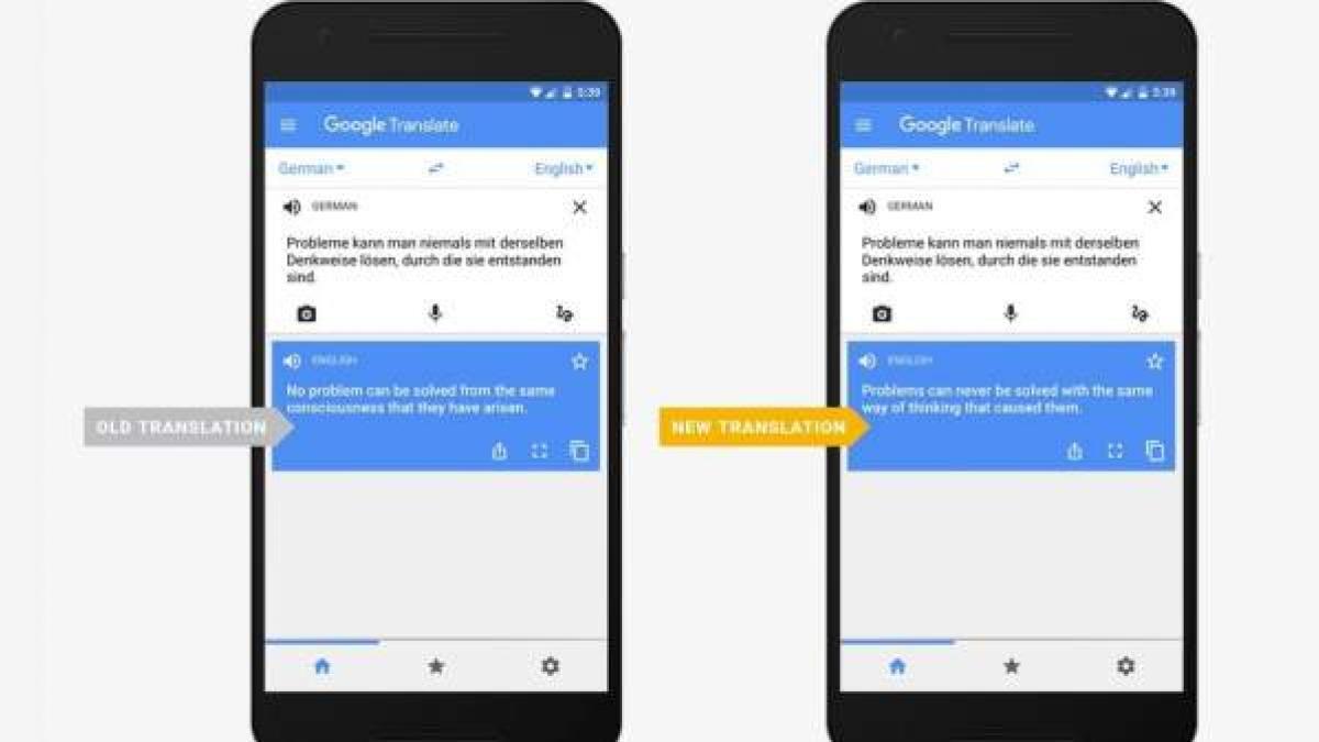 El Traductor De Google Mejora Ahora Aprende De Ti