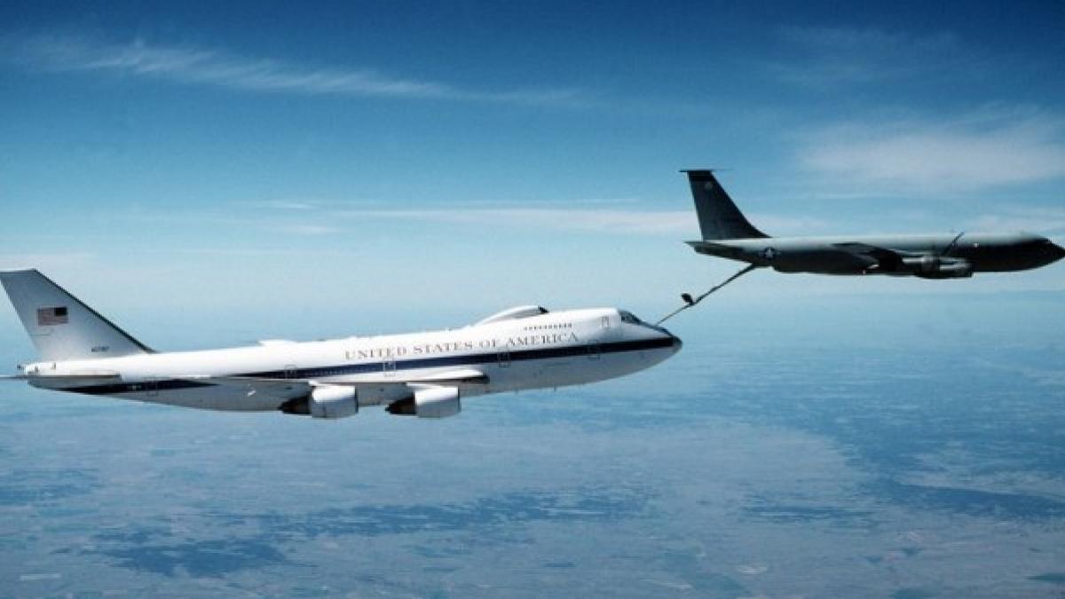 air force 1 avion