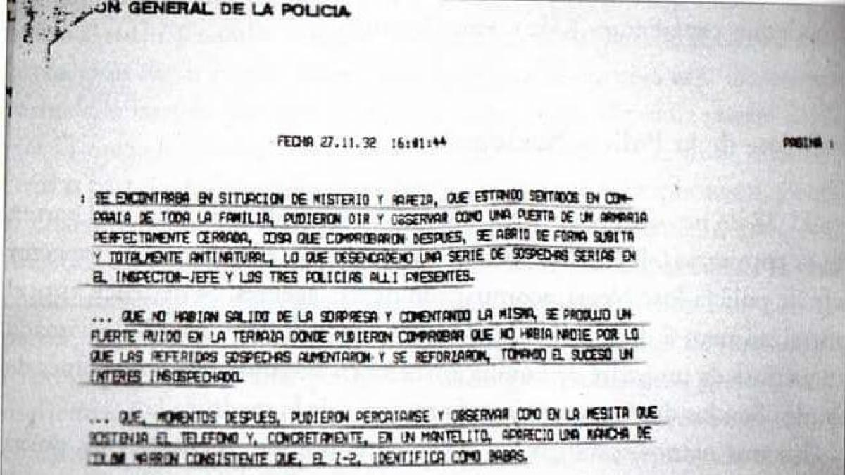 Resultado de imagen de informe expediente vallecas