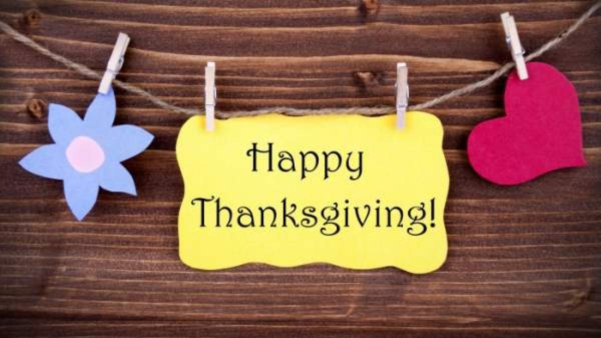 Thanksgiving Day Las Mejores Frases Para Un Feliz Día De Acción De Gracias 2017