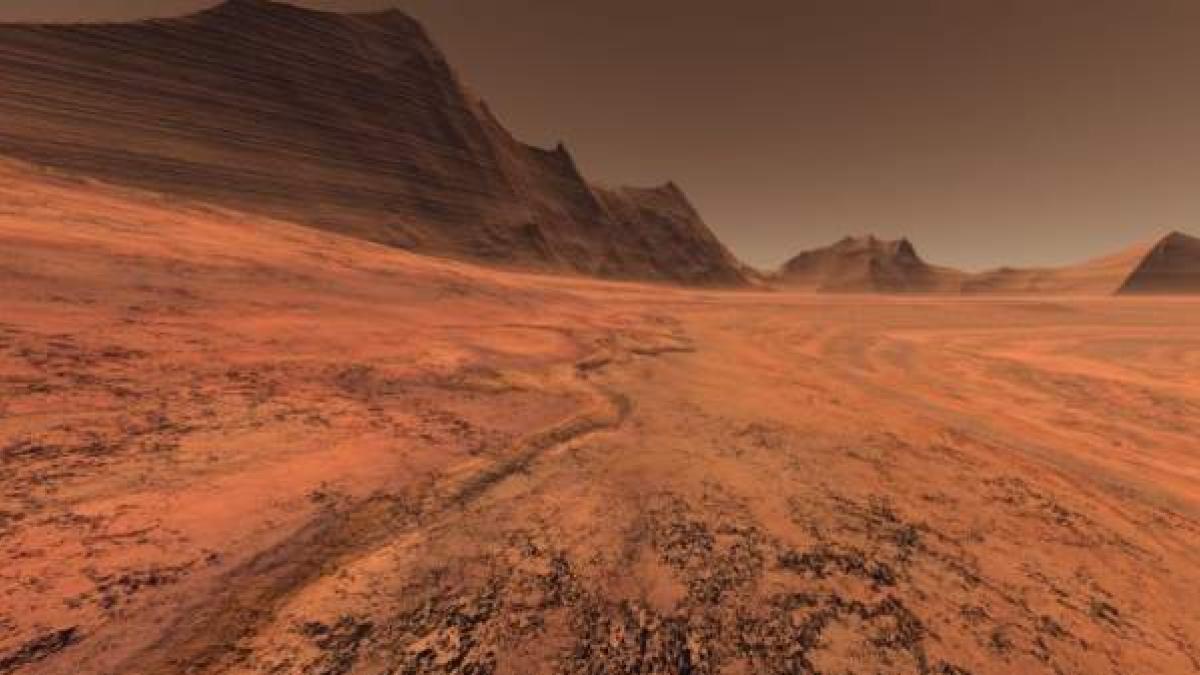 Cuántas personas se necesitarían para empezar a colonizar Marte