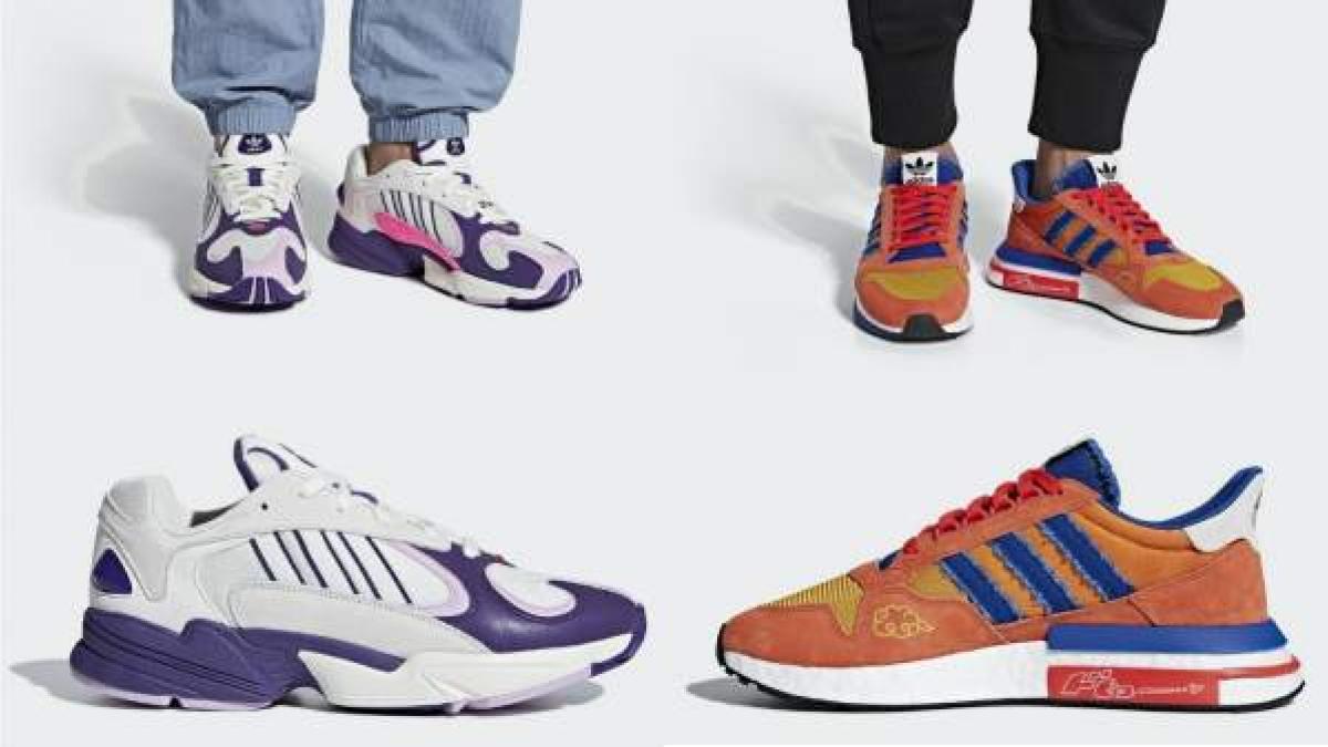 Adidas lanzará una colección de zapatillas inspiradas en