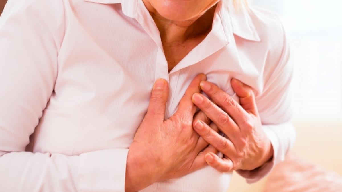 Porque se produce un infarto agudo al miocardio