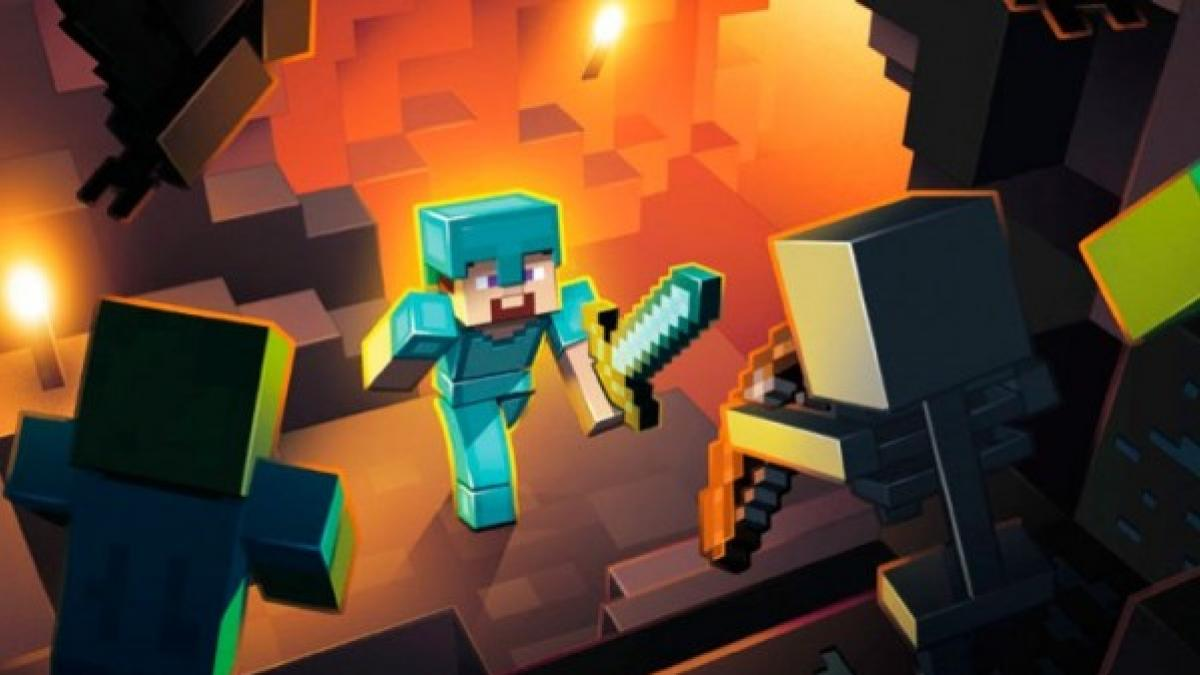 Los mejores regalos de Minecraft