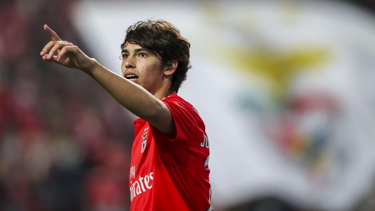 Aprobación Evaluación curva  El Atlético ficha a Joao Félix, el jugador más caro de su historia