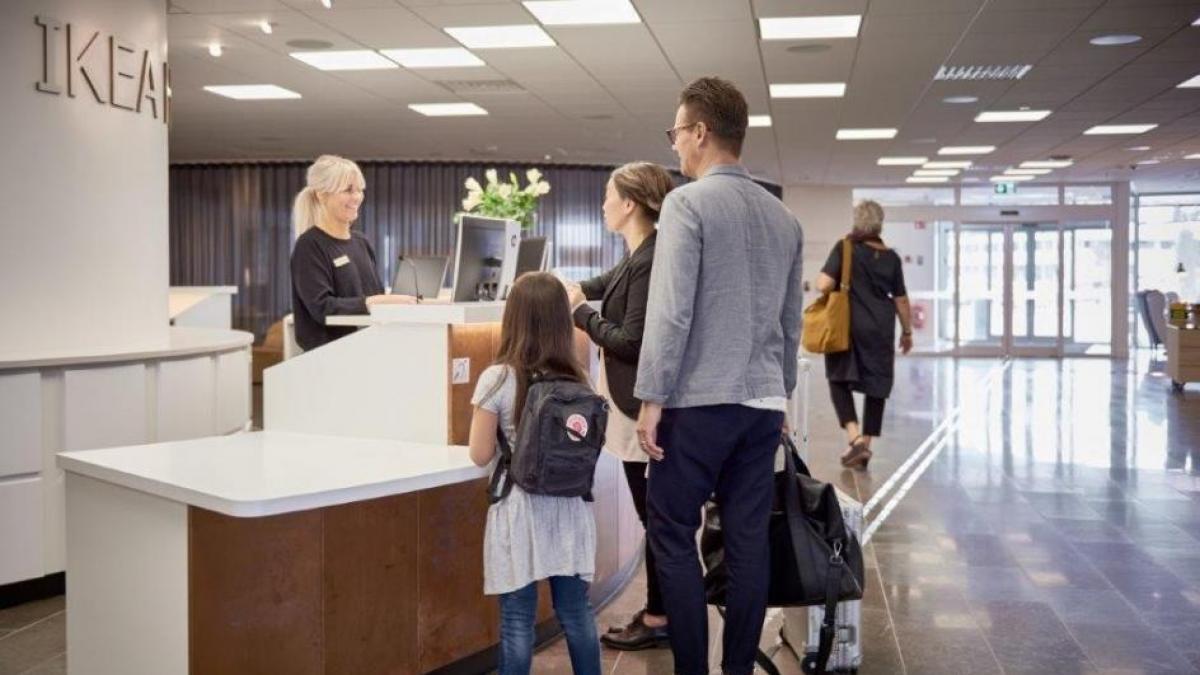 Fotos: Fotos: Así es por dentro el único hotel de Ikea en el