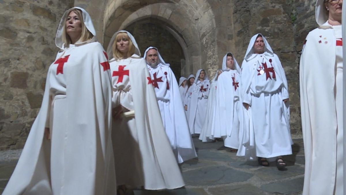 Aún Quedan Caballeros Templarios En España Pero Hay Lista De Espera De Tres Años