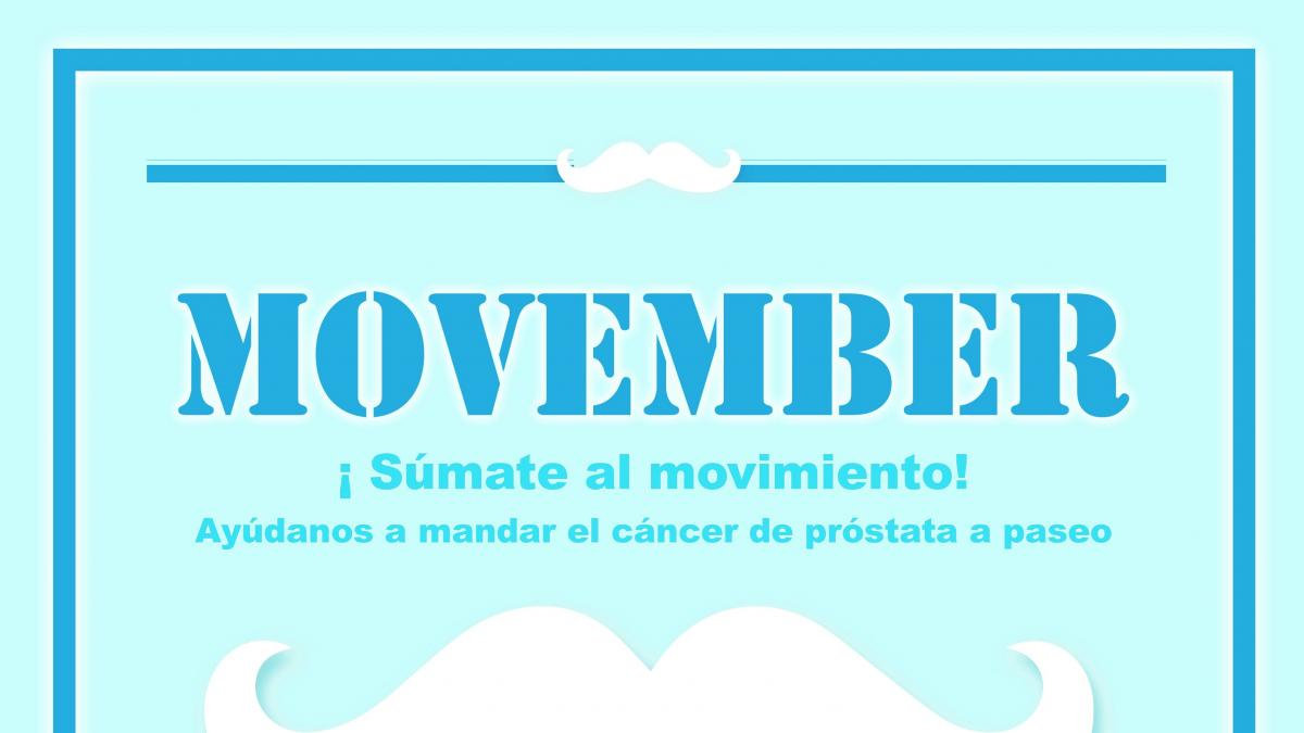 paseo para el cáncer de próstata