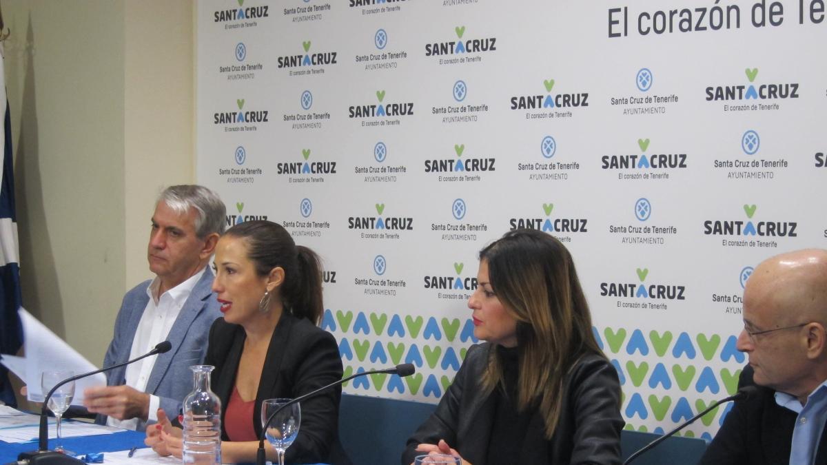 El presupuesto del Ayuntamiento de Santa Cruz será de 278 millones de euros el próximo año