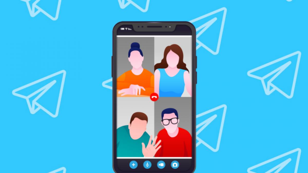 Telegram anuncia que añadirá este año videollamadas grupales 'seguras'