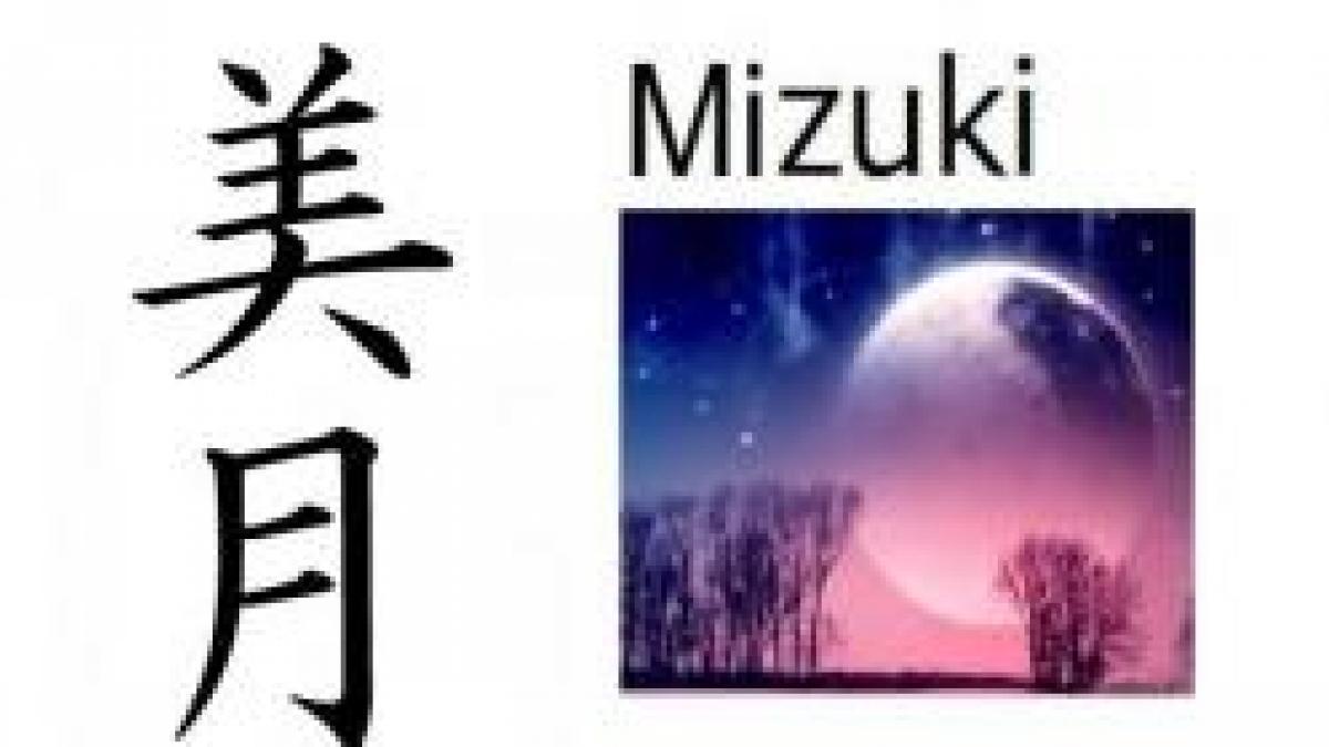 Nombres Japoneses Con Significado Y Símbolo Kanji
