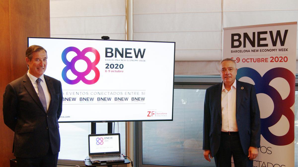 Servihabitat será el patrocinador principal de la Barcelona New Economy Week (BNEW)