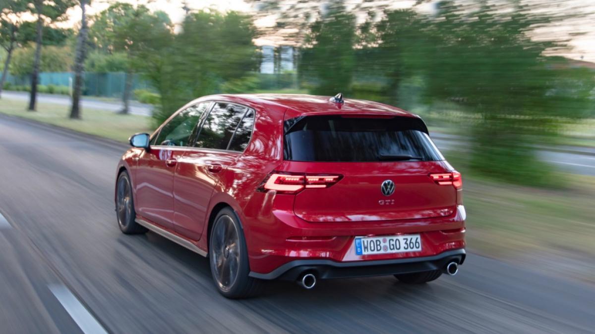 Fotos Mira Como Luce El Volkswagen Golf Gti Que Ya Se Vende En Espana Imagenes