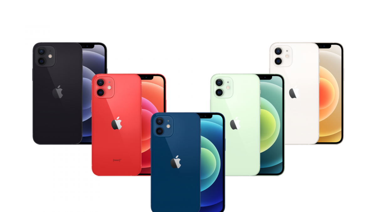 Los nuevos colores del iPhone 12: Apple estrena nuevo teléfono móvil con cinco tonalidades diferentes