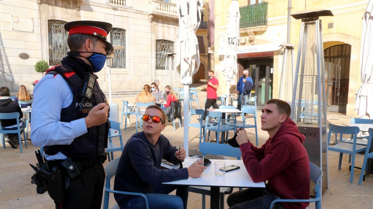 Mossos y Policías Locales reforzarán los controles para que se cumplan las  medidas Covid en la restauración