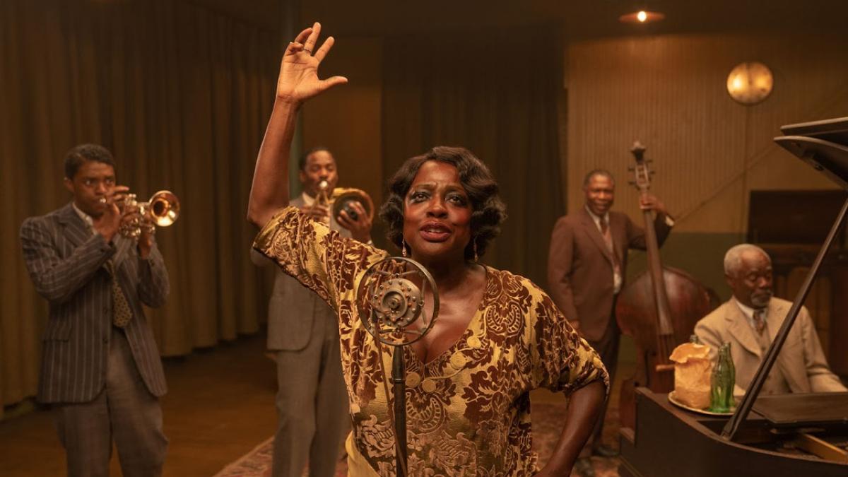 Critics Choice Awards 2021 La Madre del Blues Ann Roth