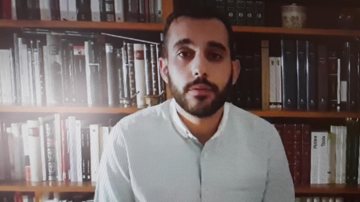 Mario Herrera dimite Podemos