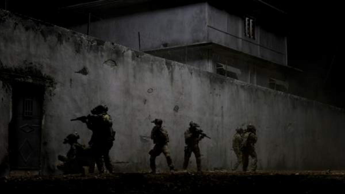 El soldado que mató a Osama bin Laden habla sobre la película 'La noche más  oscura'