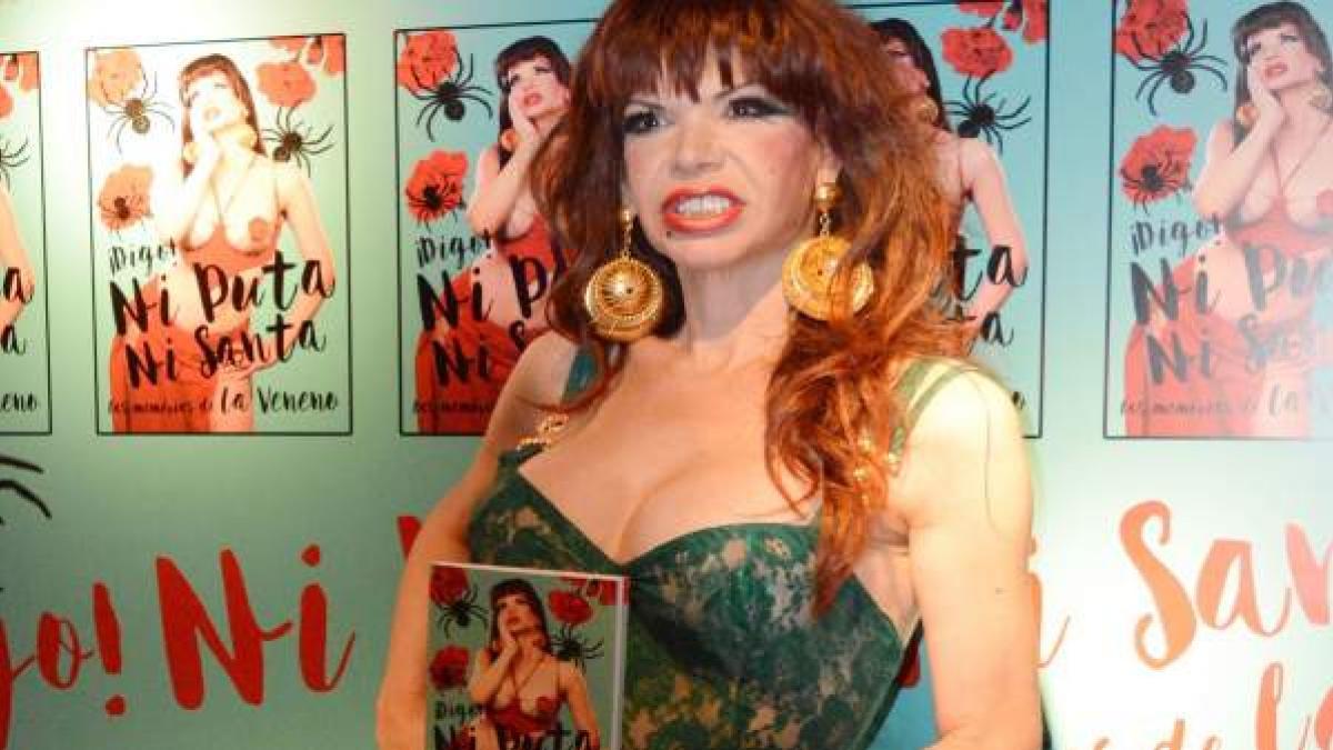 Pelicula porno con cristina la veneno Muere Cristina Ortiz La Veneno