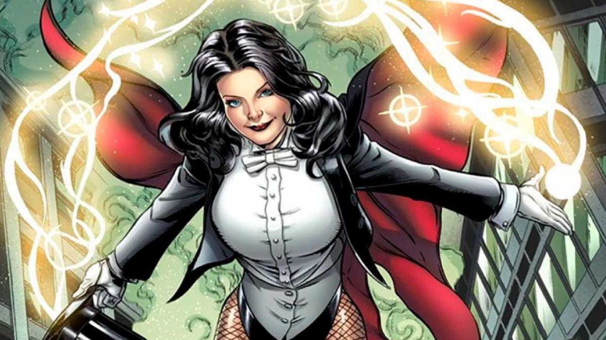 Prepara DC una película de 'Zatanna'?
