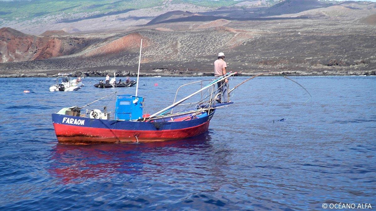 Representantes De Pesca Artesanal Y Buceo Recreativo De El Hierro Crean Una Asociación Para Proteger La Reserva Marina