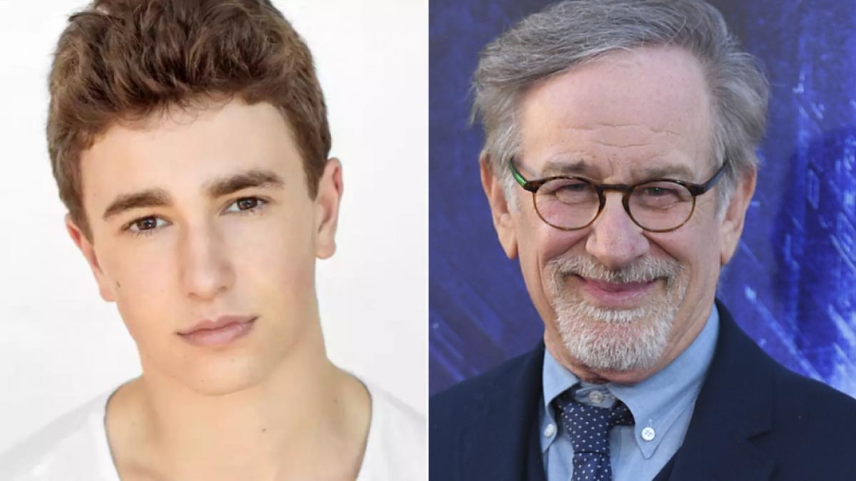 Steven Spielberg Gabriel LaBelle biopic