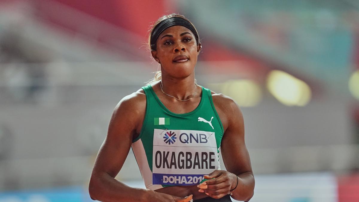 La nigeriana Blessing Okagbare, expulsada de los Juegos Olímpicos por dopaje