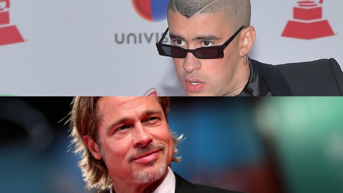 Bad Bunny Brad Pitt pelea golpes Bullet Train