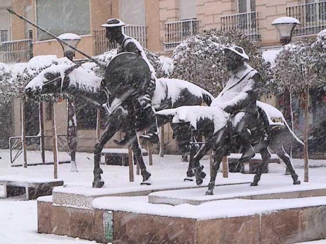 """<p>""""Alcázar de San Juan, la Mancha"""".</p>"""