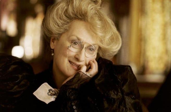 Meryl Streep, la dama de hierro