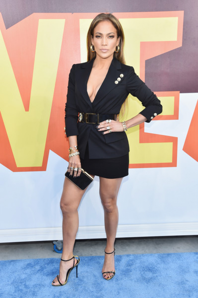 Alfombra roja MTV Movie Awards 2015