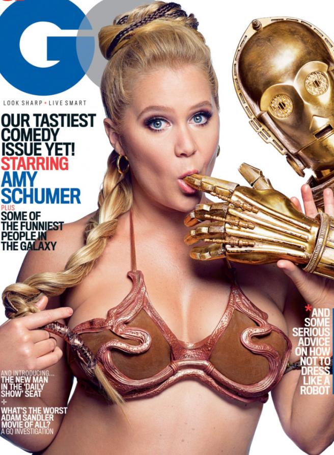 Amy Schumer: ¿por qué Hollywood la teme y la quiere?