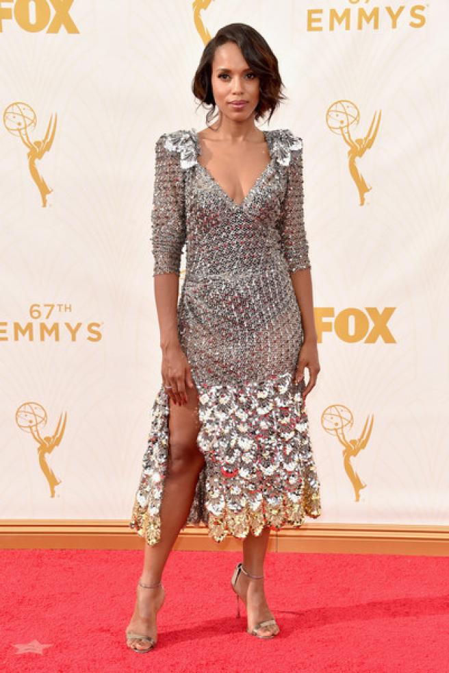 Alfombra roja de los Premios Emmy 2015