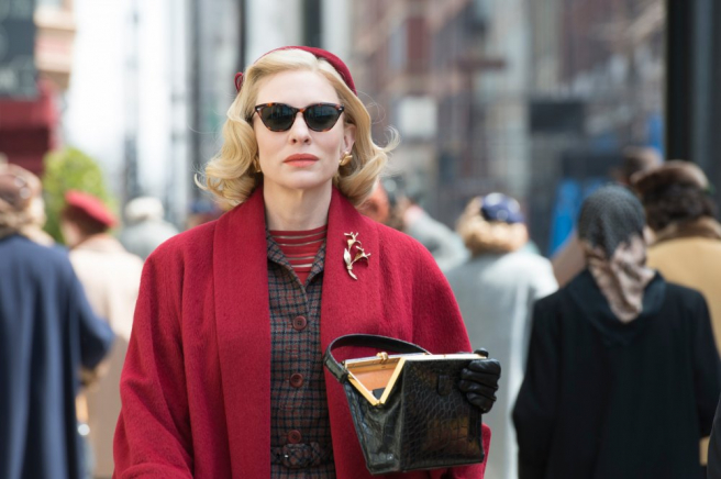 'Carol' y los secretos de su vestuario