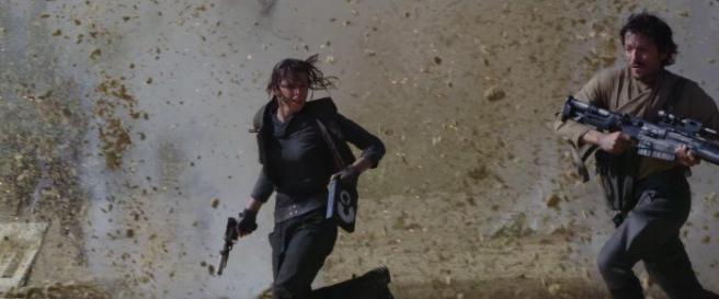 ¿Cuánto cambió 'Rogue One' a última hora?