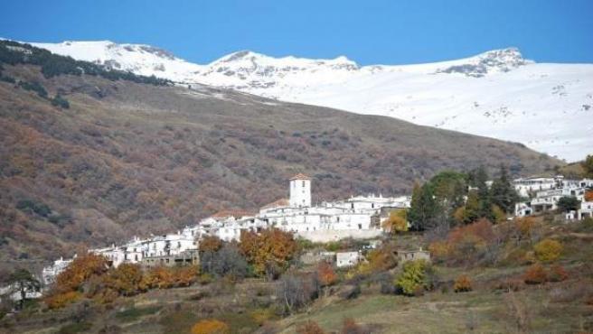 Imagen de Capileira (Granada)