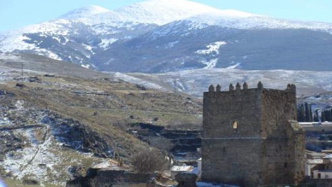 Vista De Ágreda Y El Moncayo