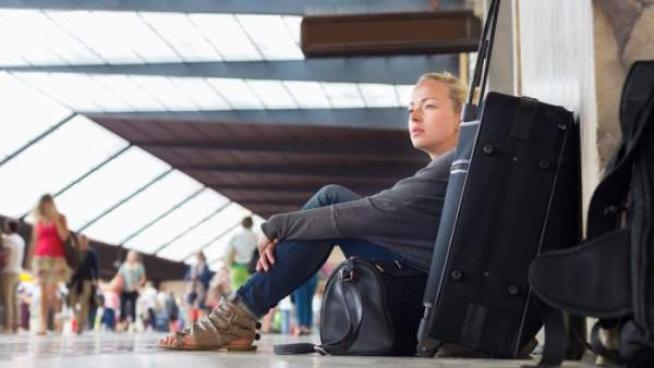 El transporte aéreo es uno de los sectores que más reclamaciones recibe.