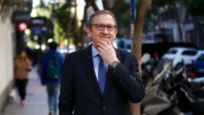 <p>Carlos Cruzado, presidente de Gestha</p>