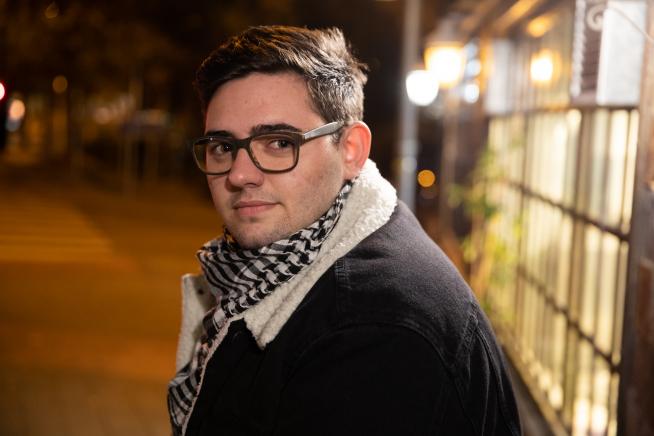 Gabriel sufrió acoso escolar y transfobia en su adolescencia.