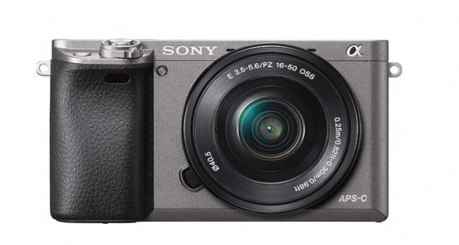 Cámara EVIL Sony Alpha 6000.
