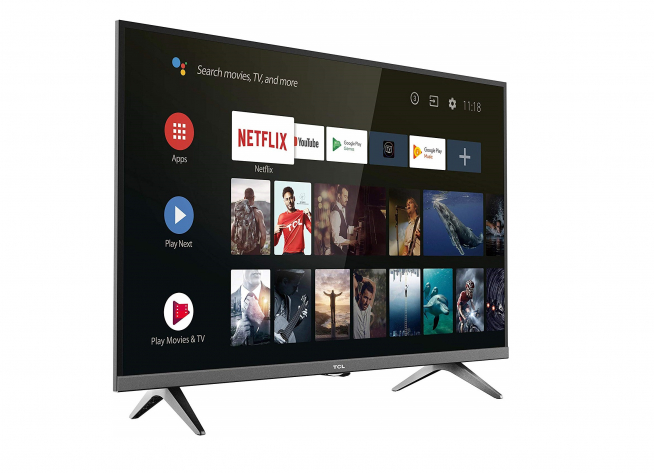 TCL 40ES560 Smart TV de 40 Pulgadas.
