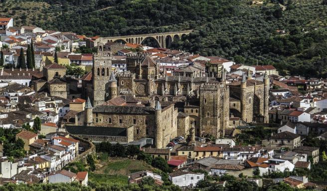 Monasterio de Guadalupe (Cáceres)