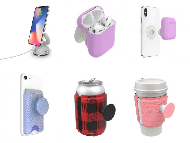 PopSockets: qué es ese peculiar accesorio que ves en la parte de atrás de los móviles de tus amigos